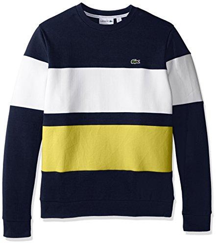 Lacoste Sleeve Color Fleece Sweatshirt product image