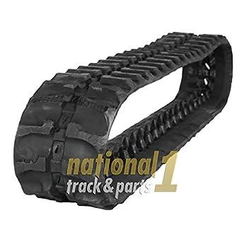 Bobcat MT55 Aftermarket Rubber Track, Track Size 230x72x39: Amazon ...