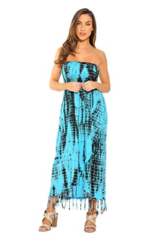 21628-TB-3X Riviera Sun Summer Dresses / Plus Size Dresses