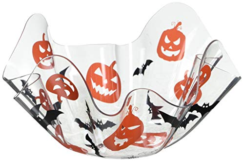 Givi Italia 60794 Halloween Pet Bowl, Multi-Colour, 13 x 13 cm