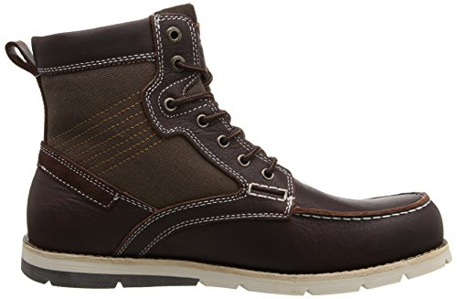 Levis Mens Dawson Boot Burgundy