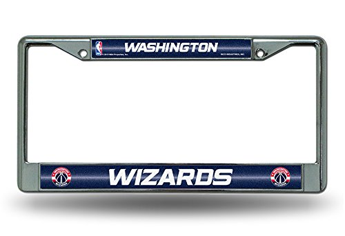 Washington Wizards License Plates Price Compare