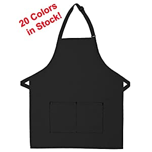 Commercial Quality 2-pocket Aprons