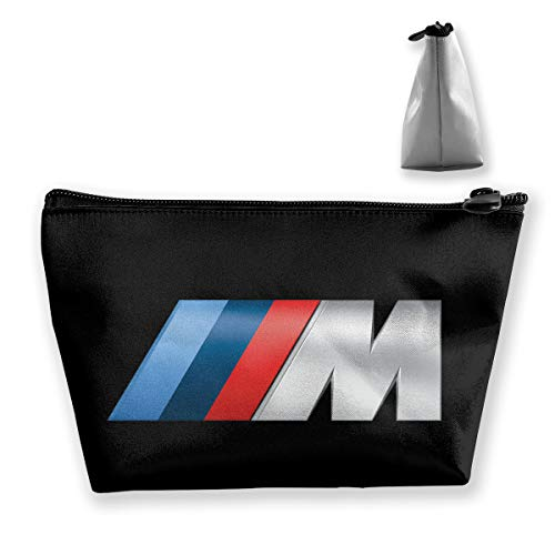 NEST-Homer M-Logo Storage Bag Handbag Purse Cosmetic Pouch Wallet Portable Makeup Receive Bag Large Capacity Bags Travel Wash Bag