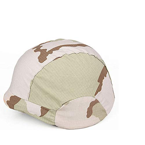 Sunny Tactical Helmet Accessory Mesh Cloth Helmet Cover for M88 Helmet - 3 Color Desert