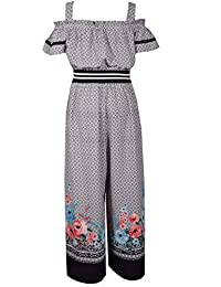 62007ee81a9 Amazon.ca  14 - Jumpsuits   Rompers   Girls  Clothing   Accessories