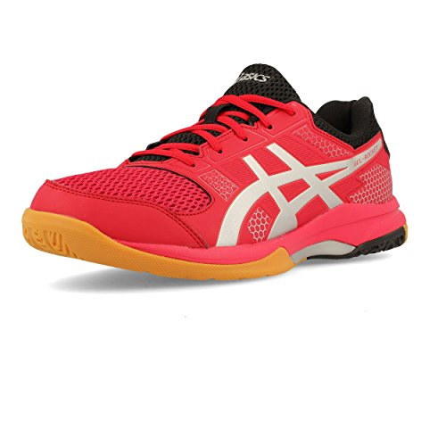 Red Indoor Uomo 8 Gel Multisport Scarpe Asics rocket 0fwRg