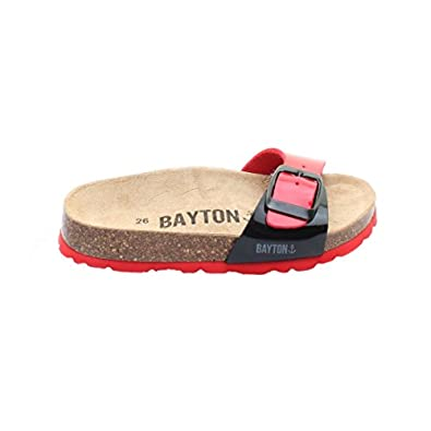 Azul Bayton - Fashion / Mode - Zephyr White - Taille 41 - Blanc Vaneel Mujer qcfusp Tacón Embudo 12CM Cuero Ponerse Zapatos de tacón  Negro  Noir 40 EU GTEfwTW