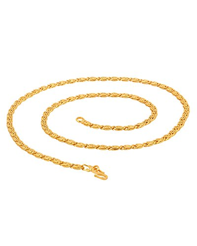 Voylla Mystical Looking Chain In Gold Tone