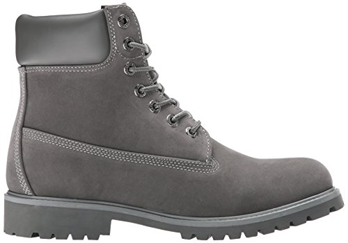Boot Grey Work Convoy Up Lugz Charcoal Lace Men's Rqa7FcwS