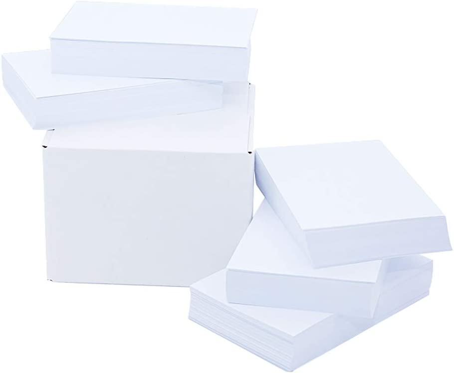 Printerry Glossy Photo Paper 5 x 7 Inches (500 Sheets) 60lbs / 230gsm