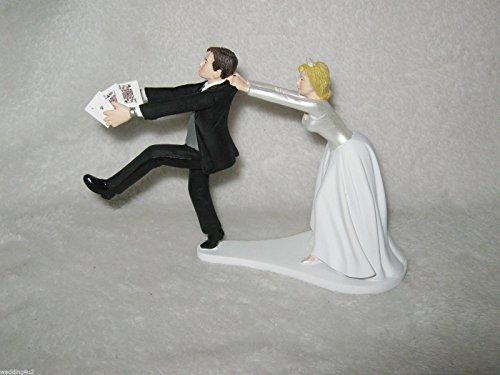 (wedding reception party Las Vegas Cards Poker Gambler cake)