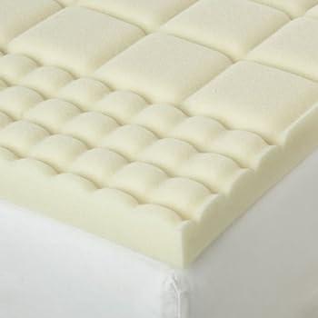 Amazon Com Isotonic Structure 6 Zone Memory Foam Queen