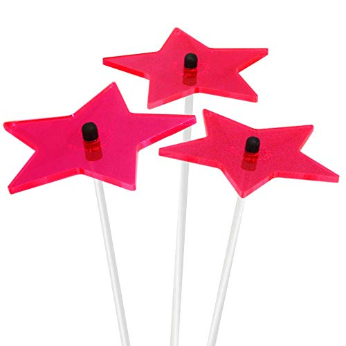 - Cazador-del-sol - Suncatcher - Mini Star Bouquet - Red