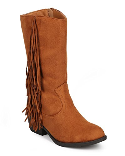 soda-dk75-women-suede-fringe-almond-toe-mid-calf-cowboy-boot-haz-size-70