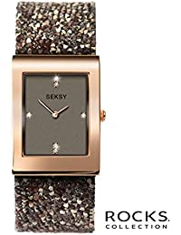 Womens Watch, Swarovski Crystal Watch, Luxury, Fashion Watch, Water Resistant, Extra