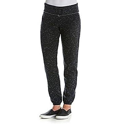 Calvin Klein Slim Fleece Sweatpants Black Heather XL