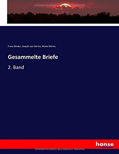 Gesammelte Briefe: 2. Band (German Edition) ebook