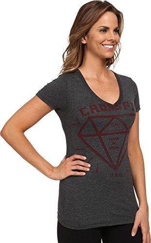 Reebok Women's CrossFit? Graphic T2 Tee Black T-Shirt SM