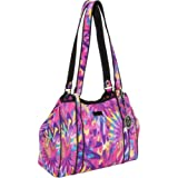 Beach Handbags Laguna Beach Medium Tote (Groovy Sunburst), Bags Central