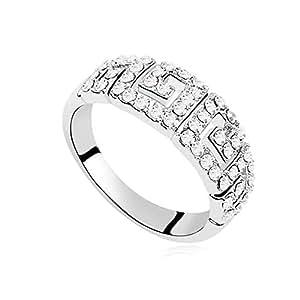 - Love fairy tale crystal ring