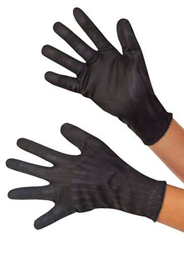 [Marvel Women's Captain America: Civil War Black Widow Gloves, Multi, One Size] (Black Panther Costume Marvel)