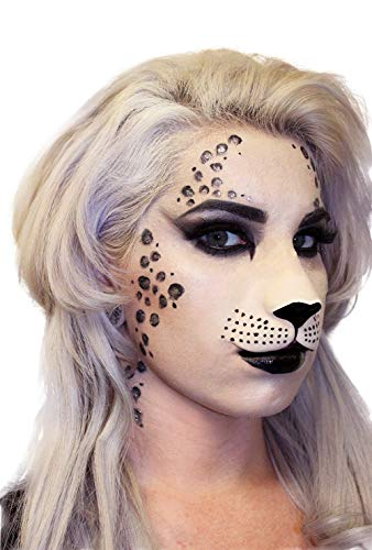 WMU Cat Face Woochie Mask, Small -