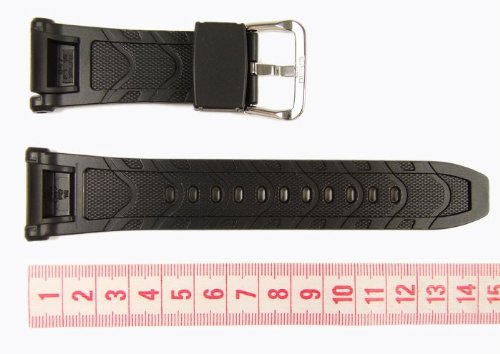 Genuine Casio Replacement Watch Strap 10036568 for Casio Watch PRG-240-1BV + Other models