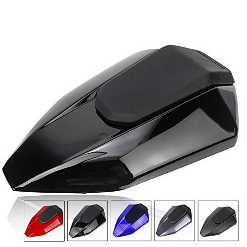 UltraSupplier Motorcycle Rear Passenger Pillion Solo Seat Cowl Hard ABS Motor Fairing Tail Cover for 2013-2016 Yamaha FZ07 MT07 FZ-07 MT-07 FZ MT 07 2014 2015 13-16 (Matte Black)