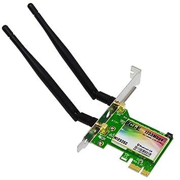 LeHang Adaptador WiFi de Escritorio PCI-E inalámbrico de ...