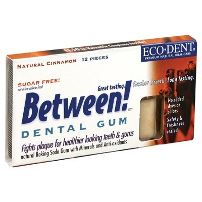 Eco - Dent Between Dental Gum Cinn - (Pack of 12) - Pack Of 12