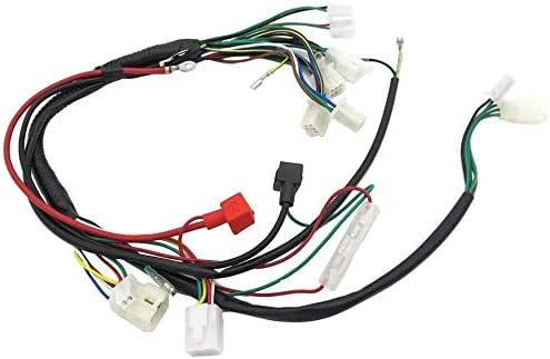 Electrical & Batteries Complete Electrics Stator Coil CDI Wiring ...