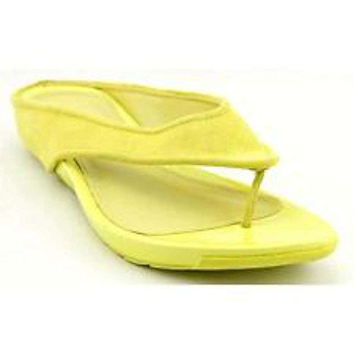 Kenneth Cole Reaction - Sandalias de vestir para mujer amarillo