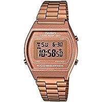 Relógio Feminino Digital Casio B640WC5ADF - Rose