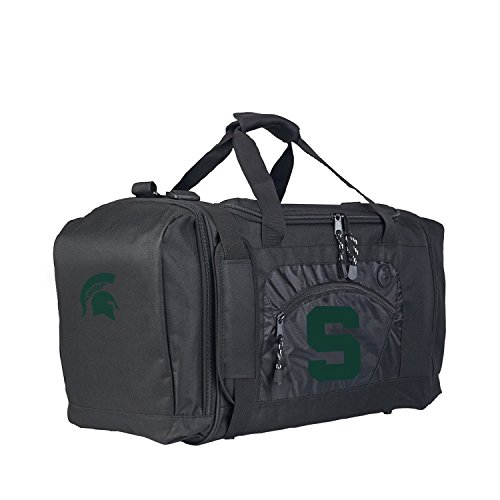 Officially Licensed NCAA Michigan State Spartans Roadblock Duffel