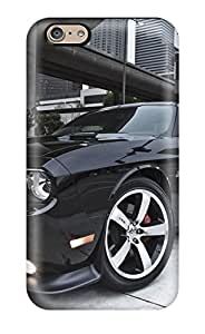 High-end Case Cover Protector For Iphone 6(dodge Challenger Srt8 392 Front Angle Srt American Muscle Supercar Cars Dodge)