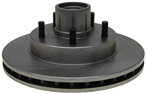 ACDelco 18A878A Advantage Non-Coated Front Disc Brake Rotor and Hub Assembly Brake Hub Assembly