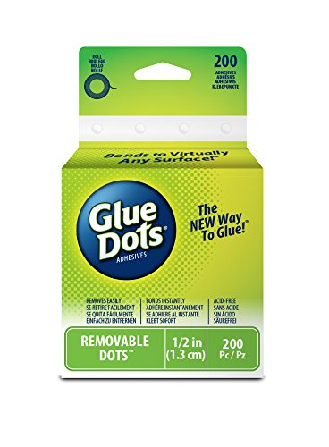 GLUE DOTS INTERNATIONAL 08248 Remove Adhesive Roll
