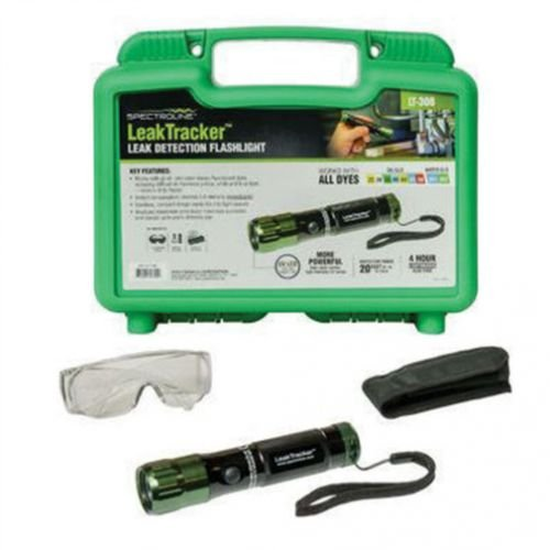 Spectroline - UV Leak Detection- Leak Tracker Flashlight Cordless by All States Ag Parts