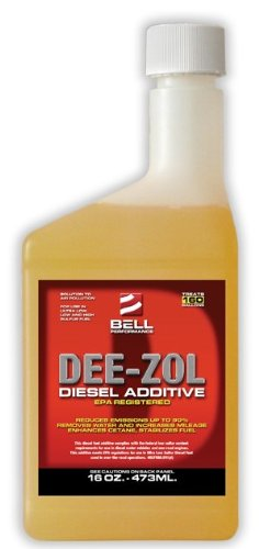 Bell Performance – Dee-Zol Concentrate Diesel Treatment – 32 oz. bottle