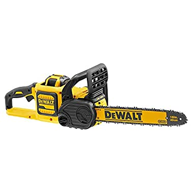DEWALT DCM575X1 54V 400mm XR FLEXVOLT Li-ion Cordless Chain Saw with Brushless Motor-1x9.0Ah Battery Included 4
