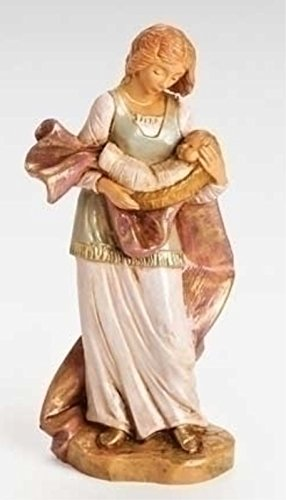 Fontanini by Roman Alexandra 54067 Nativity Figurine, 5-Inch 6085285