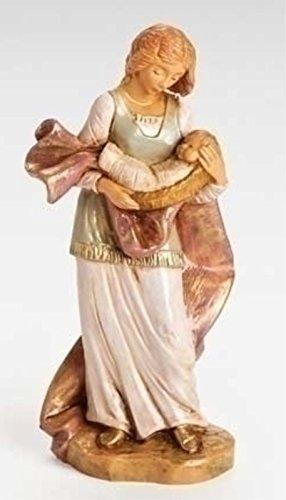Fontanini by Roman Alexandra 54067 Nativity Figurine, 5-Inch