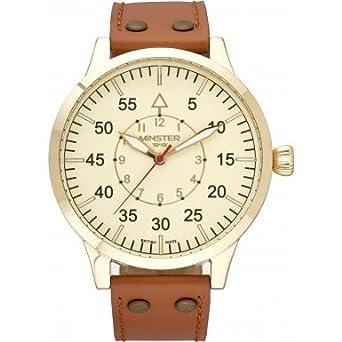 Minster 1949 MN02CRGL10 Herren armbanduhr