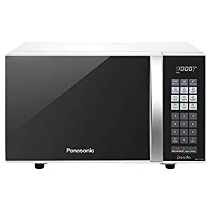 Micro-ondas 21L Panasonic Dia a Dia ST27 Branco com Espelhado 110V