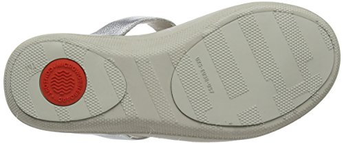 silver Argento Donna H14 Fitflop Infradito OU0awI