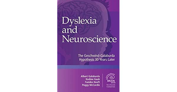 Dyslexia and neuroscience the geschwind galaburda hypothesis 30 dyslexia and neuroscience the geschwind galaburda hypothesis 30 years later livros na amazon brasil 9781681252254 fandeluxe Images