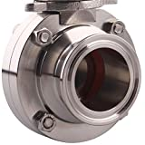 DERNORD Butterfly Valve with Trigger Handle