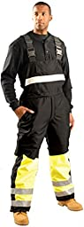 Speed Collection Premium Cold Weather Bib Overalls - Class E - 2X