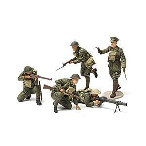 Tamiya Models World War I British Infantry Set 3